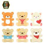 Cute Bear Plushies