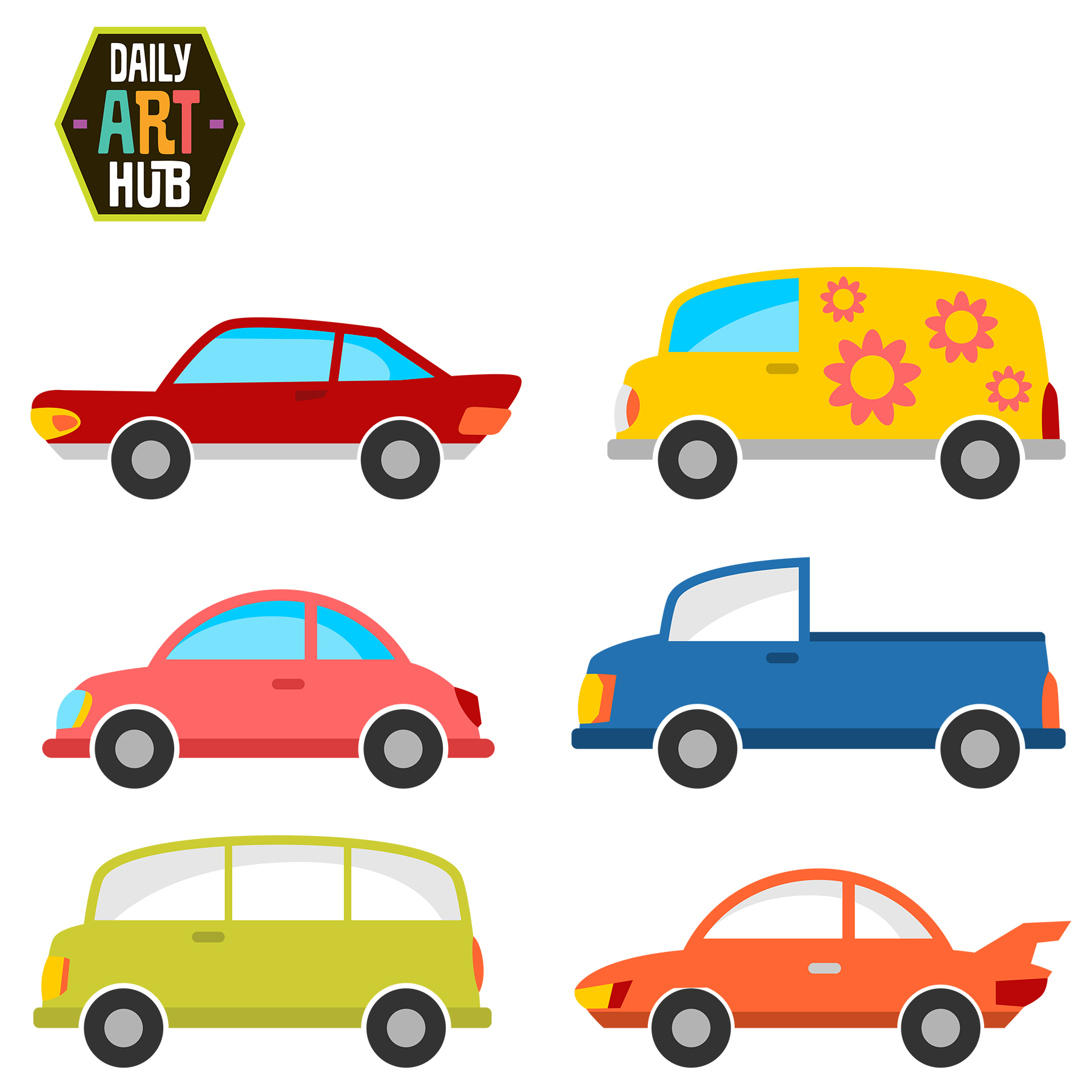 car clip art illustrations - photo #30