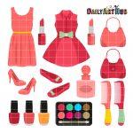 Lovely Fashion Set