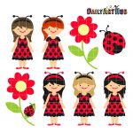 Ladybug Girls