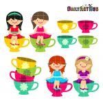 Tea Cup Girls