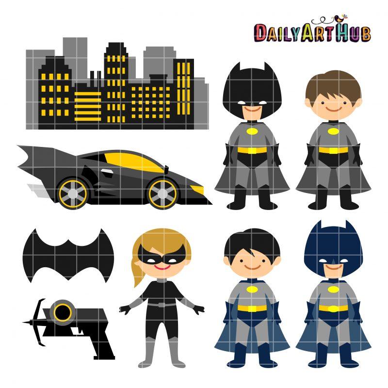 Bat Kids