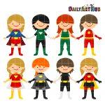 Superhero Gals