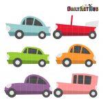 Vintage Cute Cars