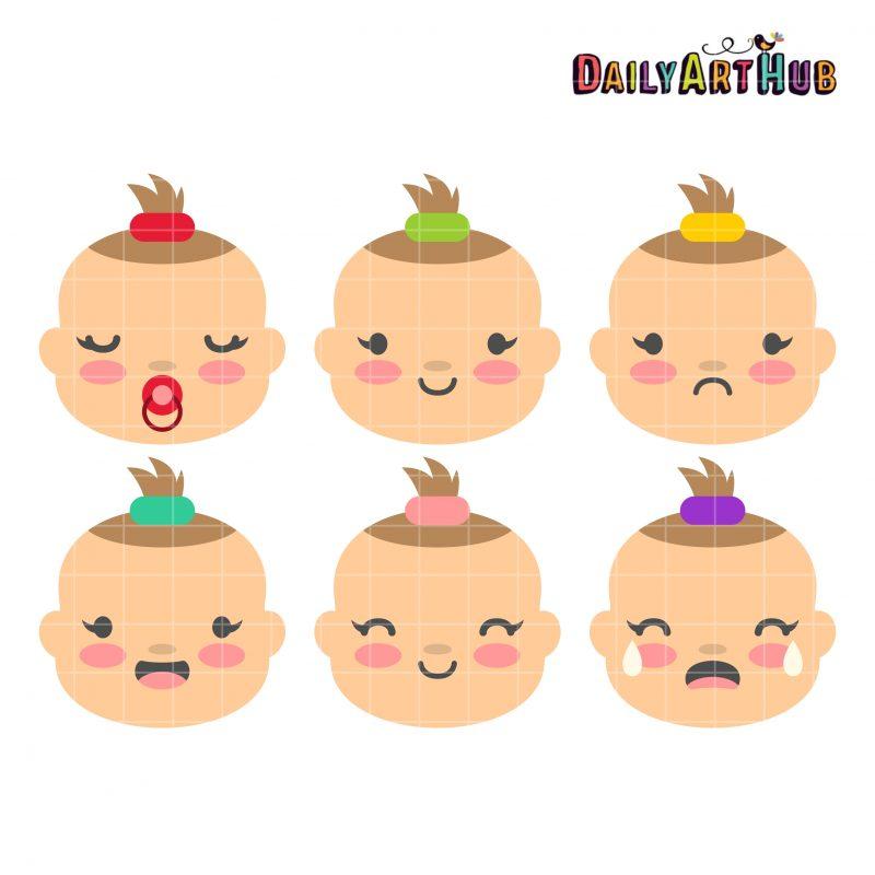 Baby Girl Faces