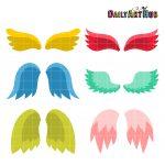 Cute Angel Wings