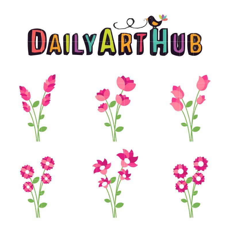 Fuchsia Flowers-q-01