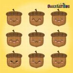 acorn-emojis