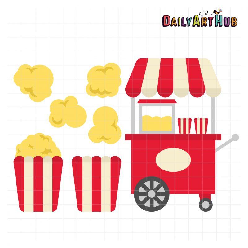 popcorn-stand