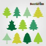 christmas-tree-shapes